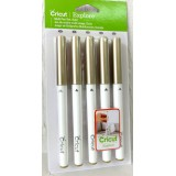 Cricut Explore Multi Pen Set Gold Set of 5 -  20-02947